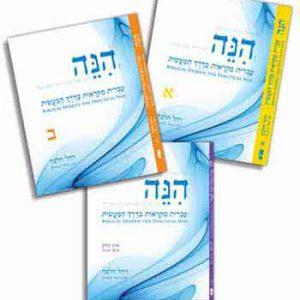 Hinneh Aleph+Hinneh Bet+Tool Box