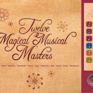 Twelve Magical Musical Masters