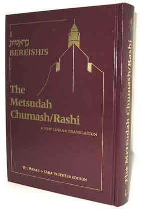 Chumash Rashi – Metzuda