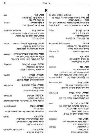 Rav Milon – Multi Dictionary